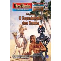 PR539 - O Experimento dos Cynos (Digital)