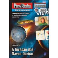 PR1821 - A Invasão das Naves-Ouriço (Digital)