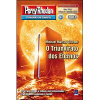 PR3003 - O Triunvirato dos Eternos (Impresso)