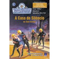 PR702/703 - A Casa do Silêncio / A Caçada dos Outsiders