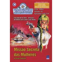 PR718/719 - Missão Secreta das Mulheres / Ponto de Fuga: Planeta Ovaron