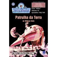 PR768/769 - Patrulha da Terra / Crianças do Infinito