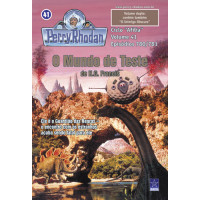 PR780/781 - O Mundo de Teste / O Inimigo Obscuro