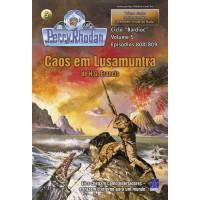 PR808/809 - Caos em Lusamuntra / O Homem Vindo do Nada