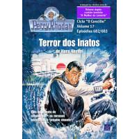 PR682/683 - Terror dos Inatos / A Mulher da Lemúria